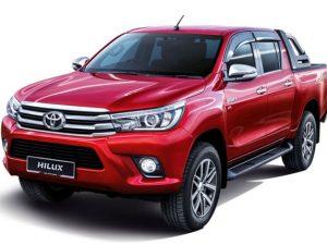 Repuestos Para Toyota Hilux Revo